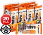 2 x Next Generation Achieva Bars Chocolate 18g 10pk 1