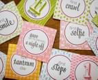 Tinybeans Mess-Ups & Milestones Card Set 2