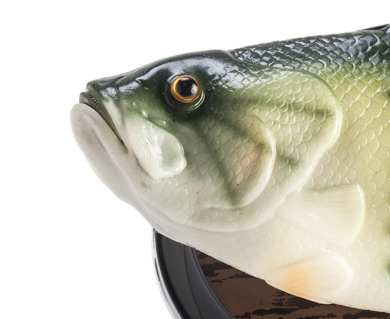 Big mouth billy bass singing fish ebay for Talking bass fish
