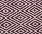 Diamond 225 x 155cm Rug - Purple 5