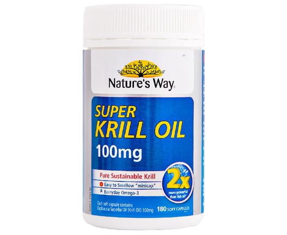 Super Krill Oil Nature Way