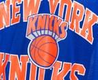 Mitchell & Ness Size XXL NY Knicks Mesh Tank - Blue 4
