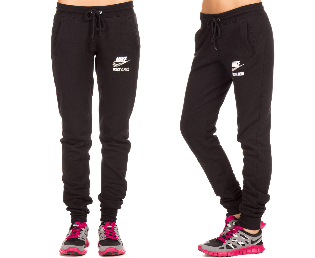 Model Home Clothing Women Clothing Track Pants Nike Track Pants