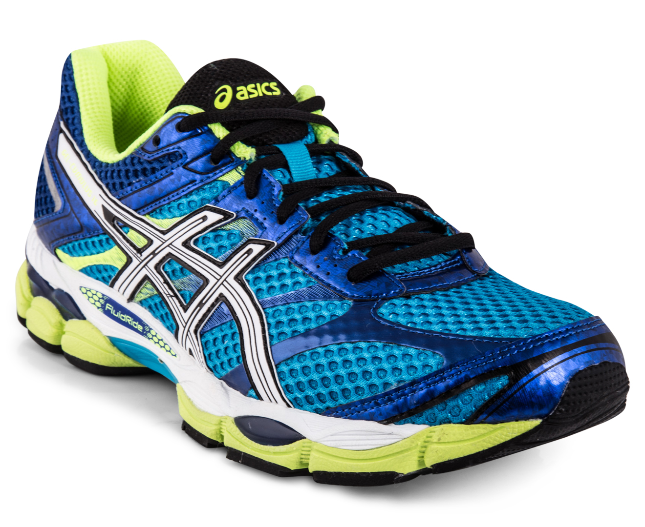 asics gel cumulus 15 heel drop
