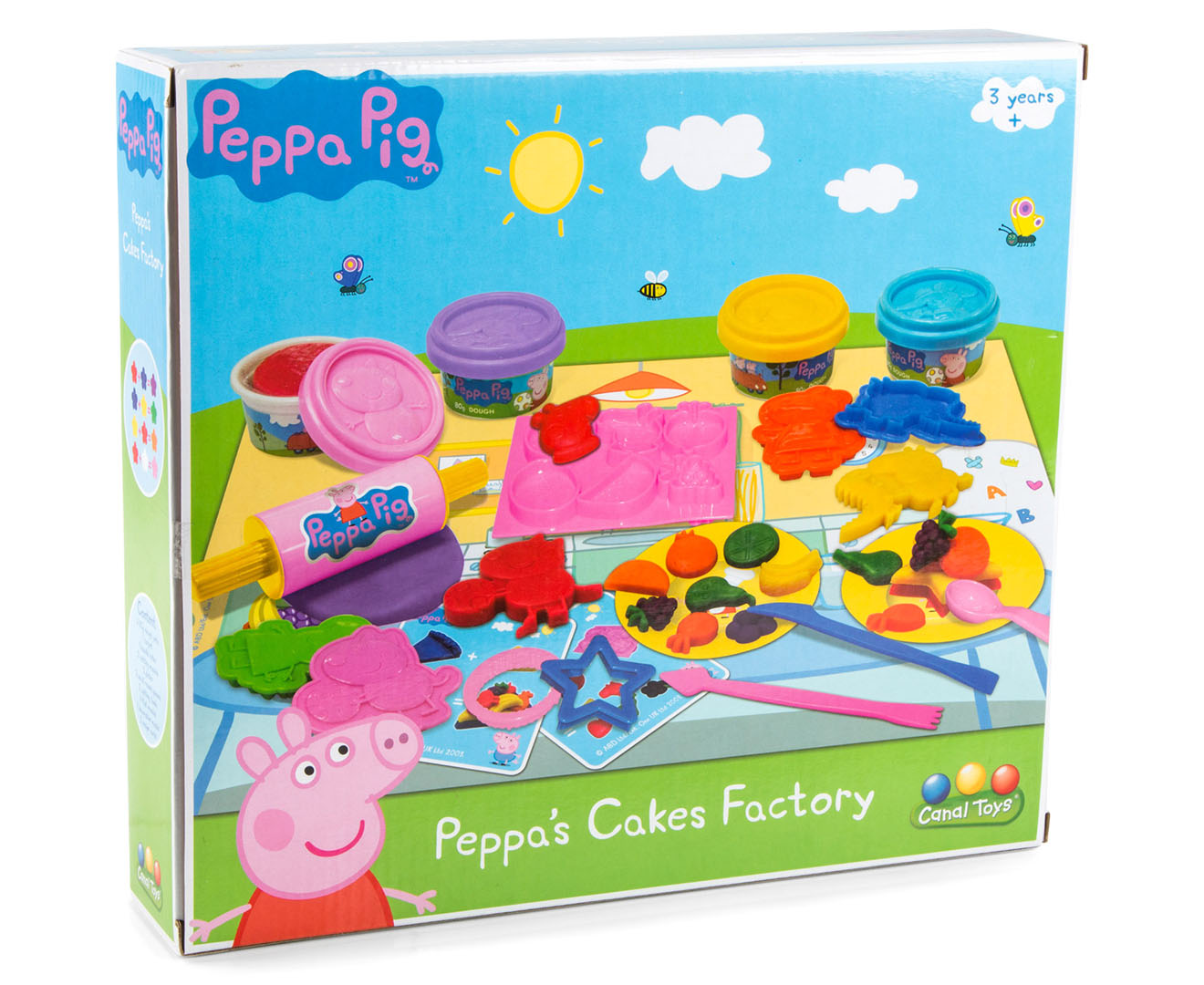 CatchOfTheDaycomau Peppa Pig Peppas Cakes Factory