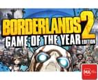Borderlands 2 Game of the Year Edition (Digital) - MA15+ 1