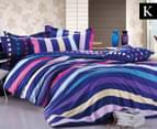 Ardor Beth King Quilt Cover Set - Multi 1