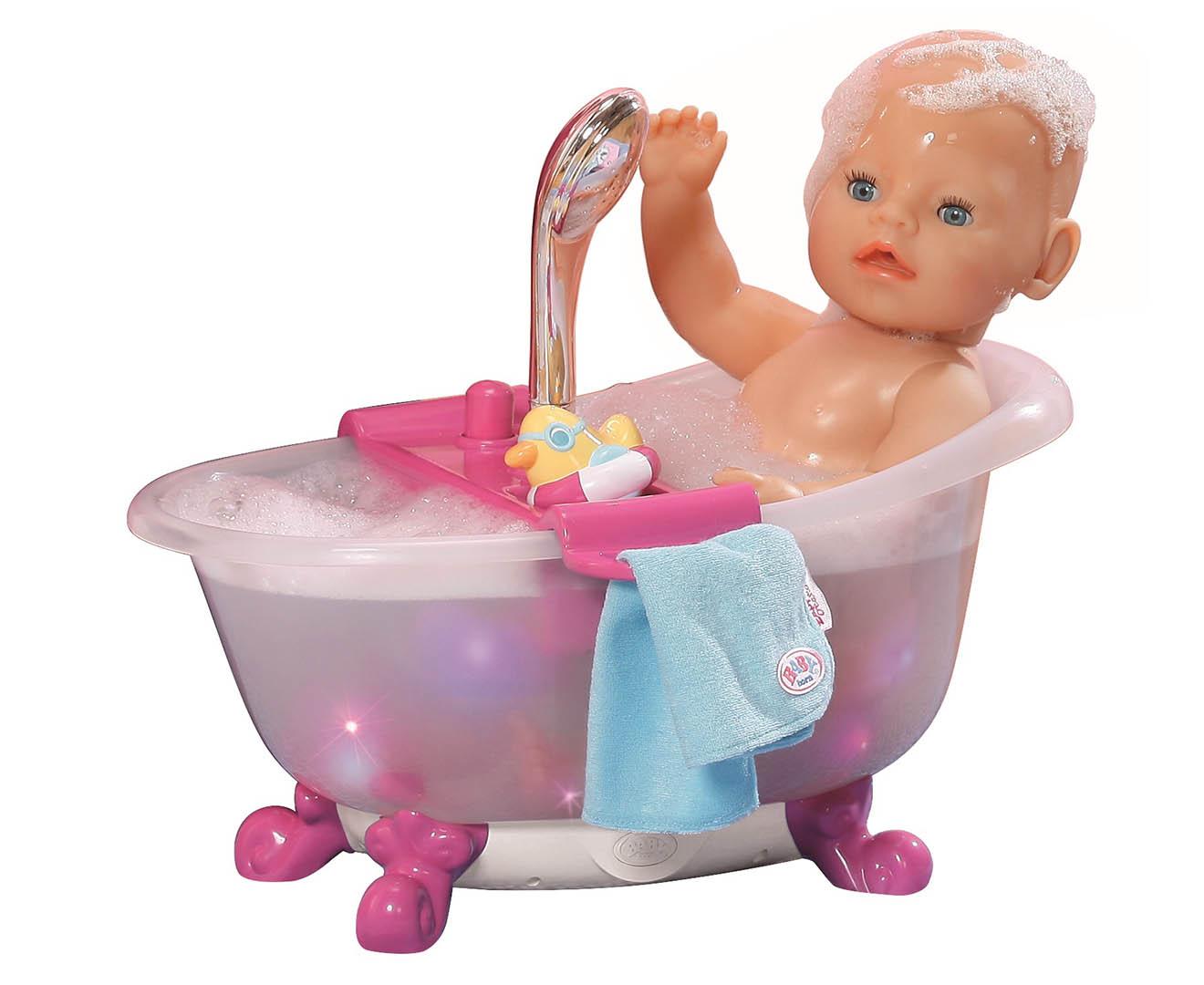 babyborn interactive bathtub w duck. Black Bedroom Furniture Sets. Home Design Ideas