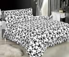 Apartmento Antoinette Single Quilt Cover Set - White 2