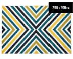 Maldives X Factor 290x200cm Rug - Multi 1