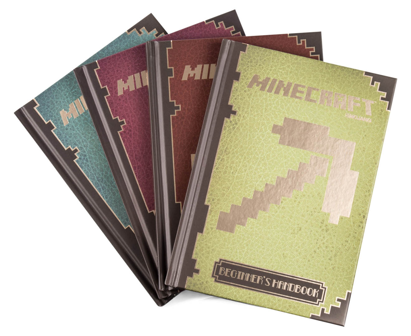 minecraft the complete handbook collection pdf
