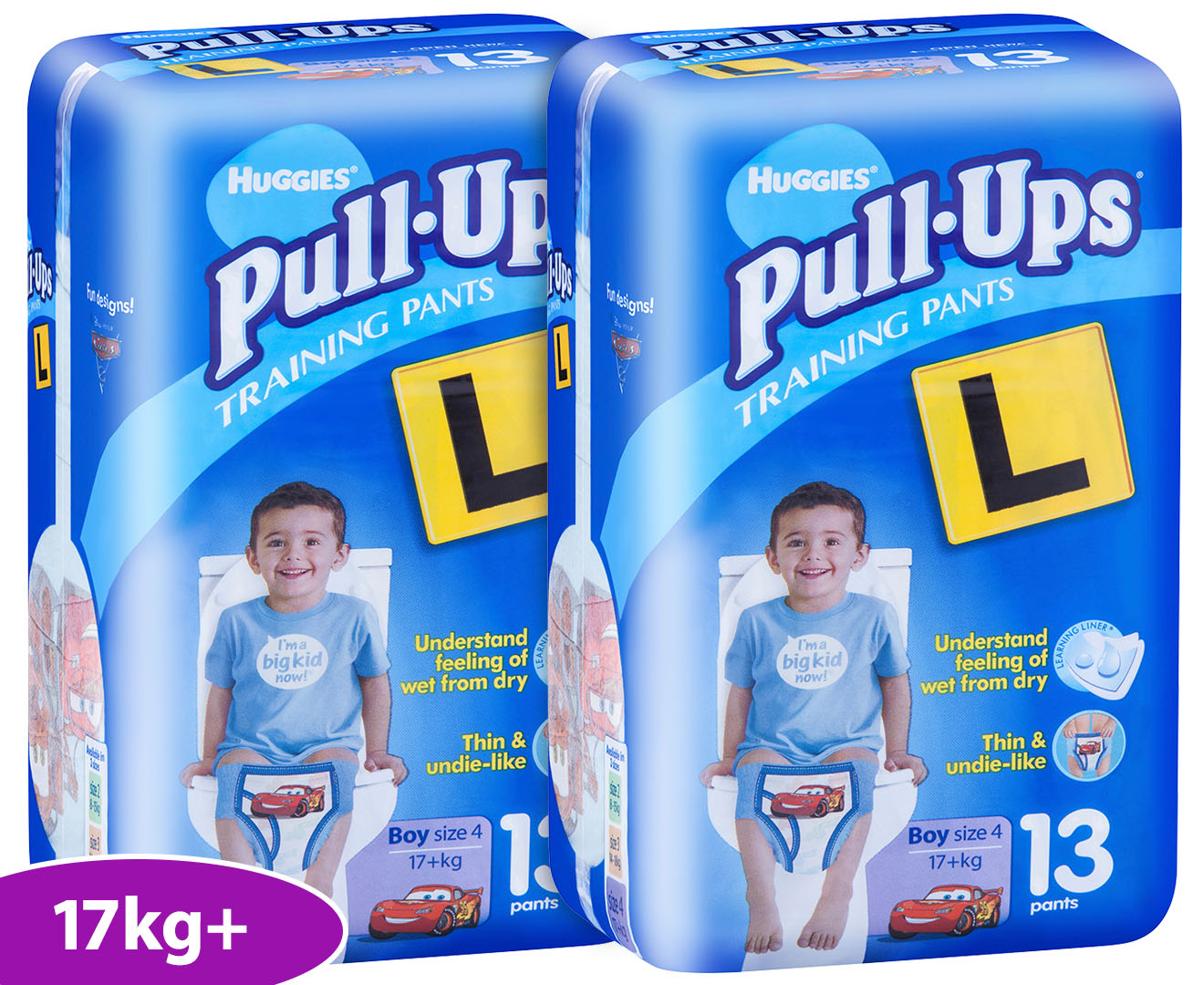 4. How many pull ups do I need? Honestly, there is no way to provide an exact number. It all comes down to your child's readiness and unique biology. Some super young children potty train early and can be out of pull ups in no time, while other older children struggle with bedwetting for years.