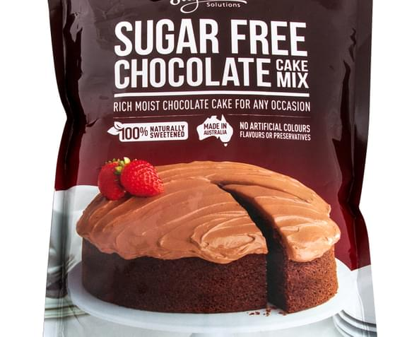 Sugar Free Cake Mixes Australia