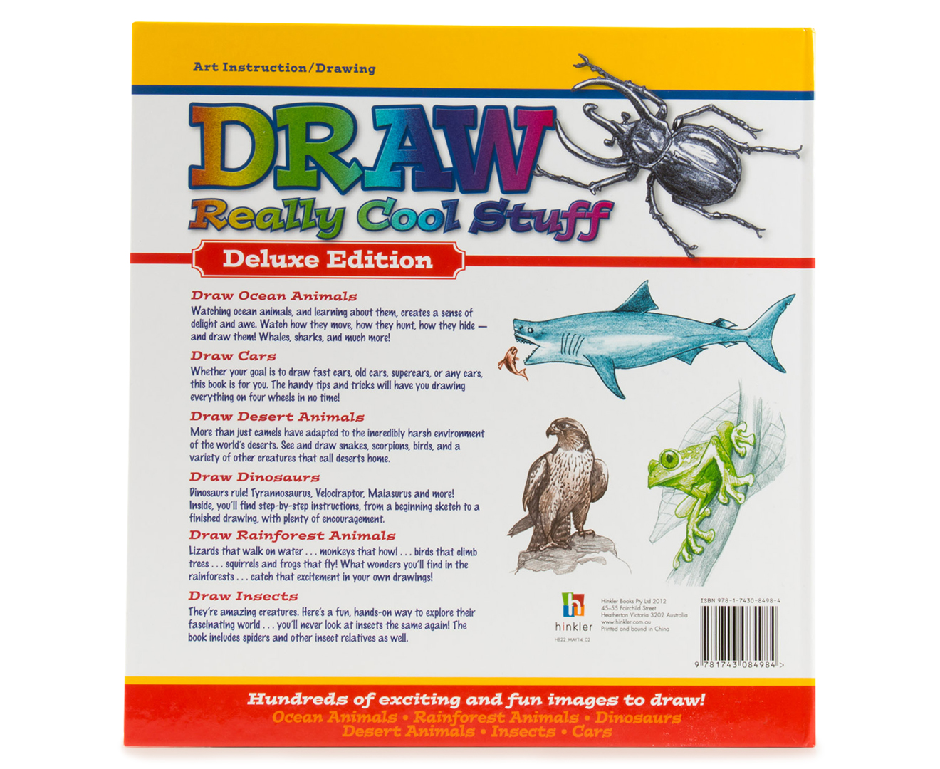 Draw really cool stuff deluxe edition for Draw really cool stuff