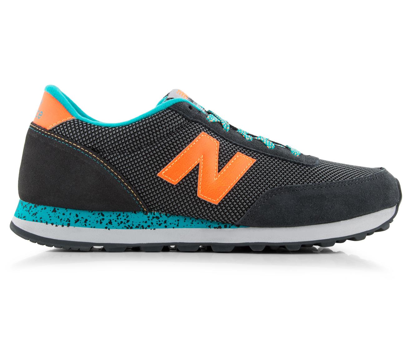 new balance 501 orange
