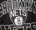Mitchell & Ness Nets Drop Mesh Tonals - Black 5