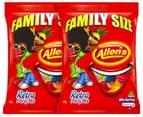 2 x Allen's Retro Party Mix Family Size 480g 1