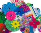 Crayola Fabric Snaps Jewelry Tree 4