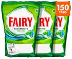3 x Fairy Powerdrops All In One Original 50pk 1
