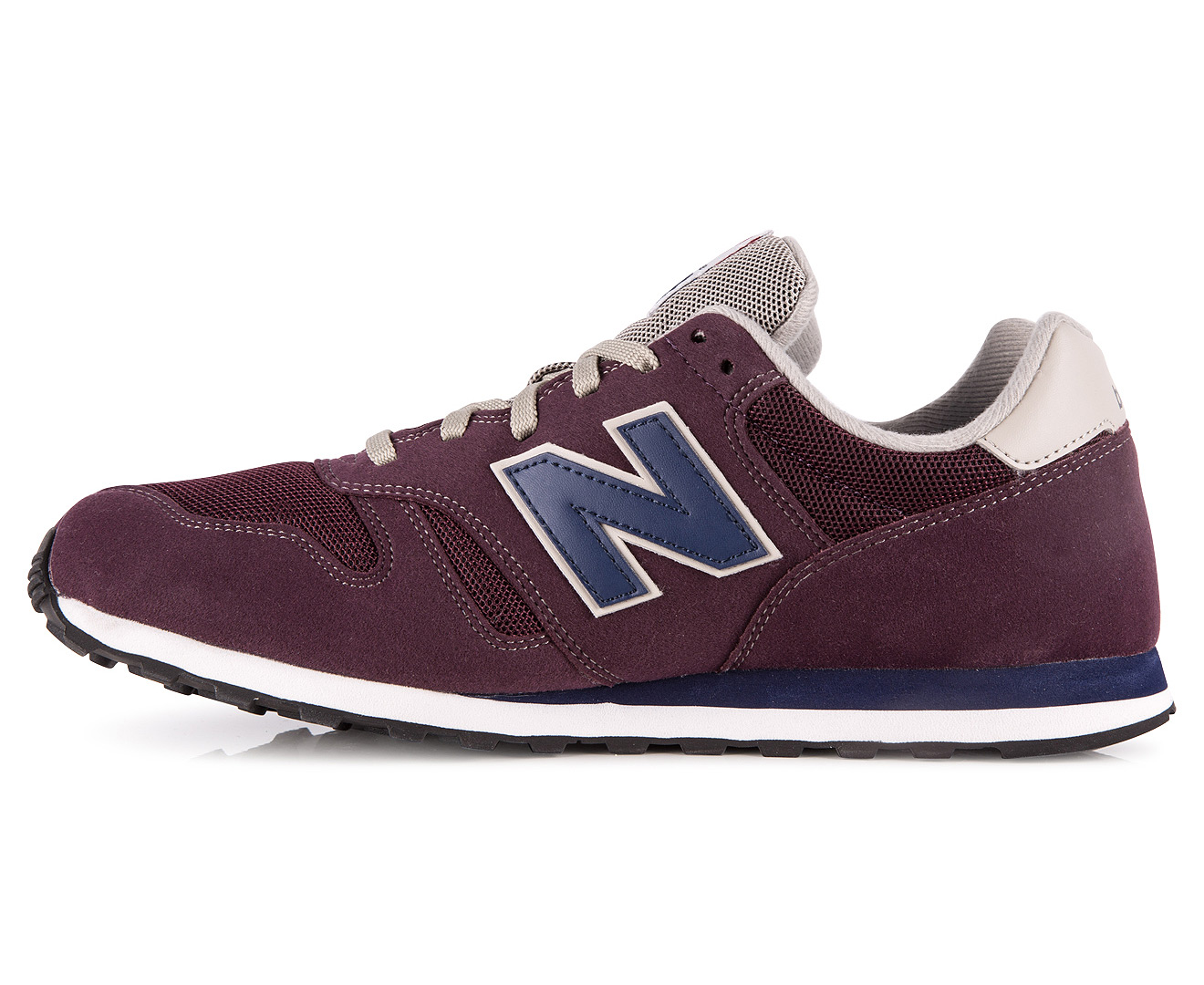new balance 373 Marrón