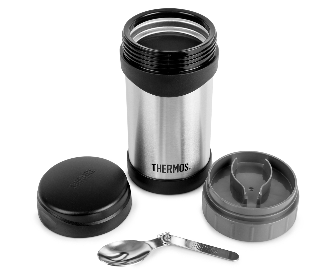thermos vacuum insulated 470ml food jar. Black Bedroom Furniture Sets. Home Design Ideas