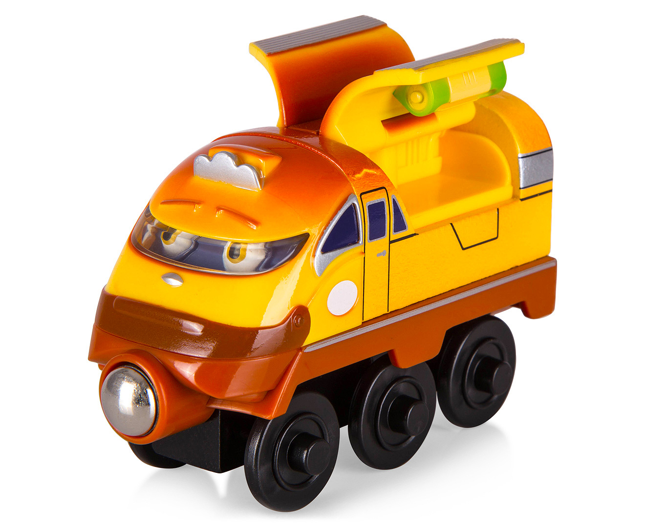 CatchOfTheDay.com.au | Chuggington Wood Action Chugger