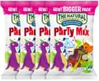 4 x The Natural Confectionery Co. Party Mix 240g 1