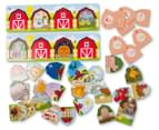 Melissa & Doug Farm Sequencing Storytelling Set 2
