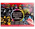 Melissa & Doug Scratch Art Deluxe Holographic 1