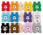 Melissa & Doug Stacking Wooden Chunky Puzzle Rainbow Bears 3