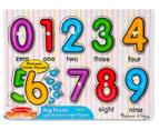 Melissa & Doug Numbers Peg Puzzle 1