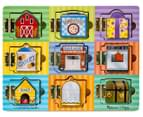 Melissa & Doug Maze Puzzles Vehicles 6