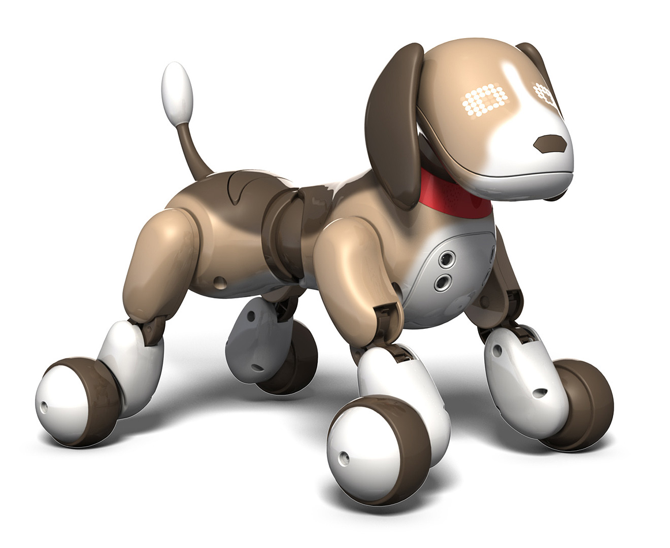 Zoomer 2 0 Interactive Robot Dog