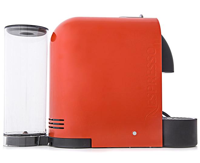 CatchOfTheDay.com.au DeLonghi U Nespresso Coffee Machine - Orange
