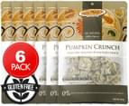 6 x Mrs. May's Pumpkin Crunch Snack 142g 1