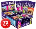 72 x Cadbury Furry Friends 15g 1