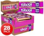 28 x Fry's Turkish Delight Twin Bar 76g 1
