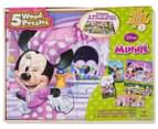 Minnie Mouse 5 Wood Puzzle Box 1