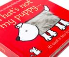 That's Not My... Cute And Cuddly Book Box Set 6