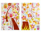 Kids' 200cm Wall Decal - Large Tree with Owls 2