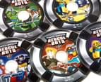 Transformers Rescue Bots - Complete Season 1 DVD Set (G) 6