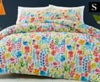 Belmondo Home Monet Single Quilt Cover Set - Multi 1