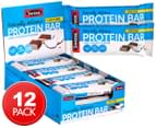 12 x Swisse Low Carb Protein Bars Choc Coconut 25g 1