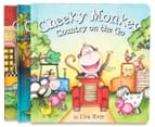 Cheeky Monkey 3-Book Set 2
