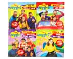 The Wiggles Mini Sticker 4-Book Set 3