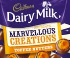 3 x Cadbury Marvellous Creations Toffee Nutters 150g 2