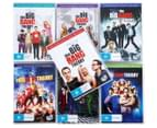 The Big Bang Theory Season 1-7 DVD Boxset (M) 4