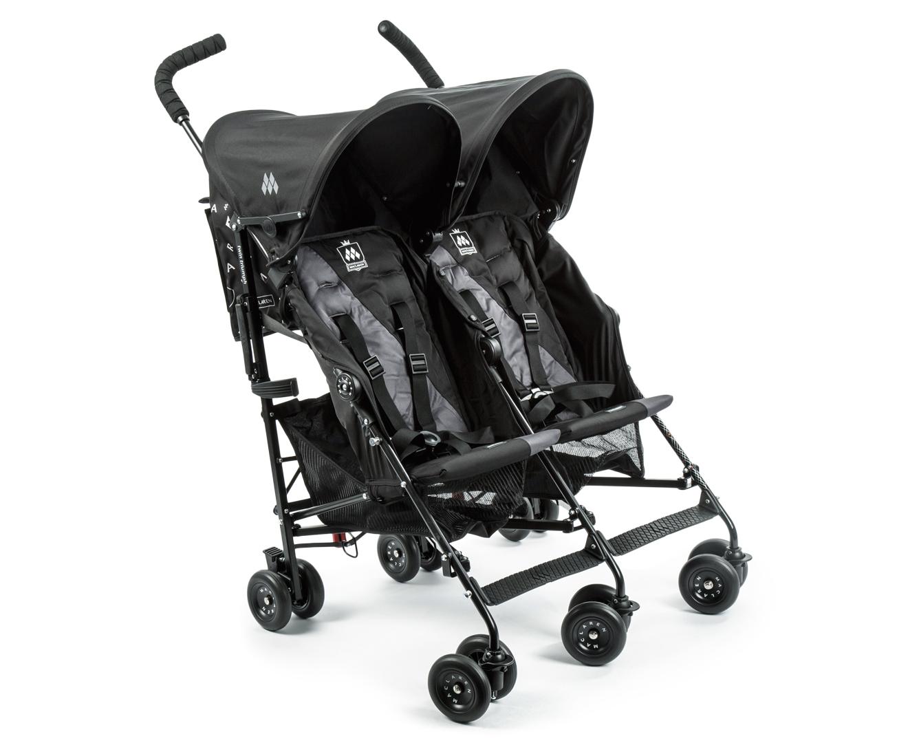 CatchOfTheDay.com.au | Maclaren Twin Triumph Stroller ...