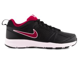Nike Women's T-Lite XI SL (W) Shoe - Black/Fuchsia-Arctic Pink