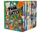 Tom Gates 8-Book Slipcase Set 1